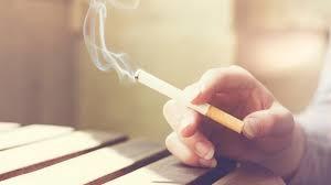 Visuele communicatie sigaret