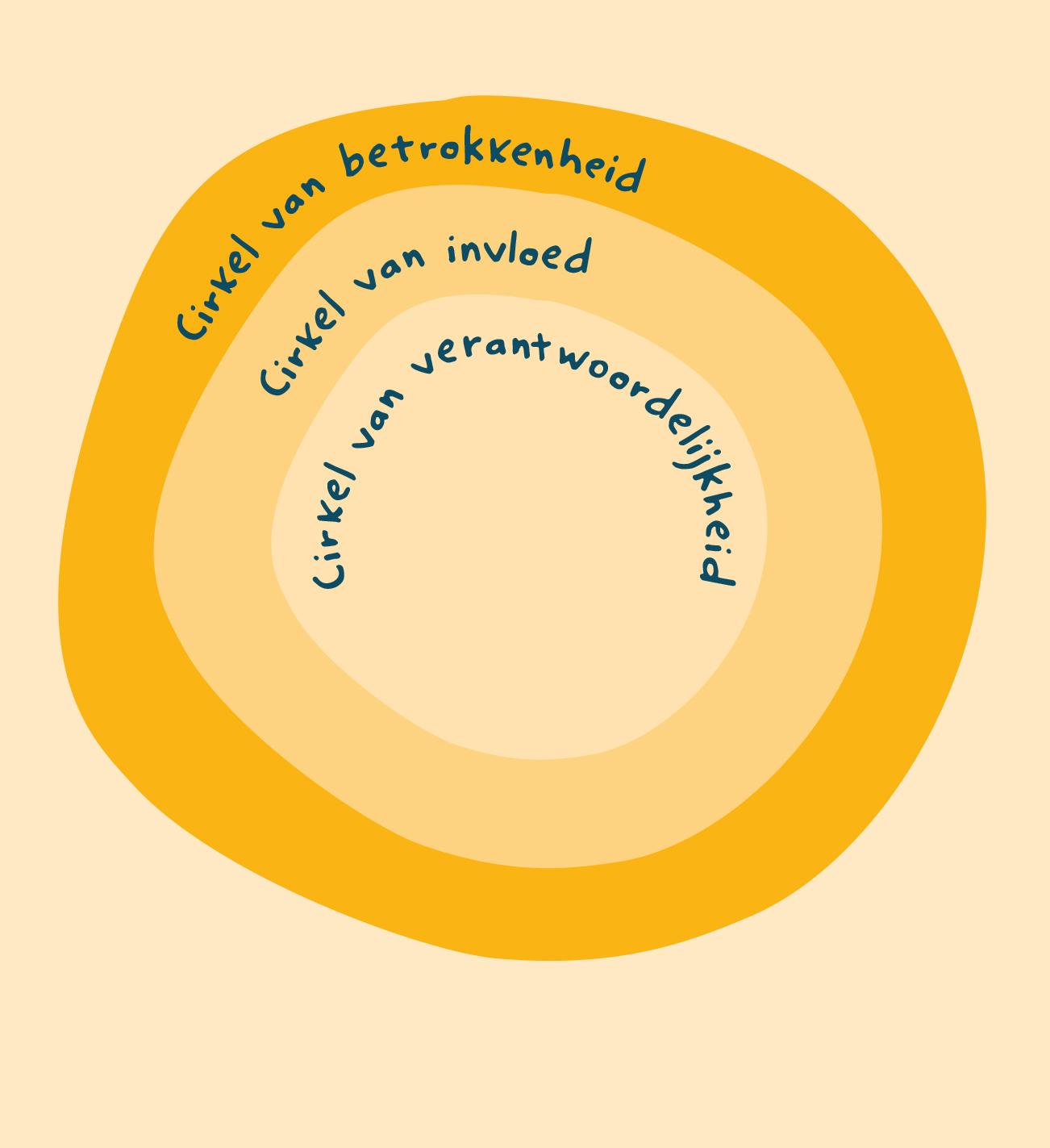 Cirkel van invloed VERPLEEGKUNDIG leiderschap-23